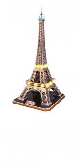 Eiffelturm - LED Edition - 3DPuzzle