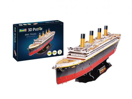 RMS Titanic - 3D Puzzle