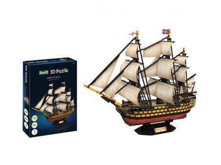 HMS Victory - 3D Puzzle