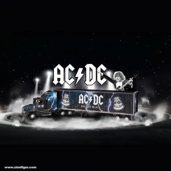 AC/DC Tour Truck - 3D Puzzle