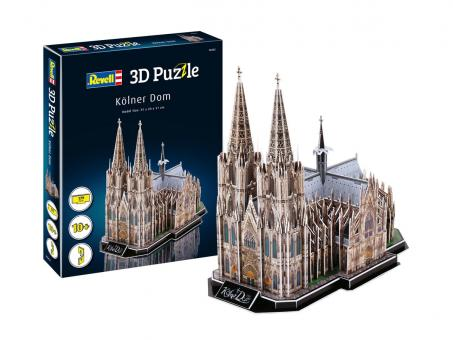Kölner Dom - 3D Puzzle