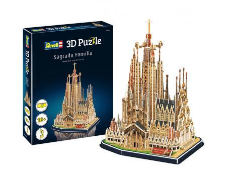 Sagrada Familia - 3D Puzzle