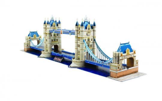 Tower Bridge - 3D Puzzle