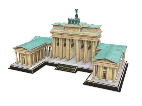 Brandenburg Gate - 3D Puzzle