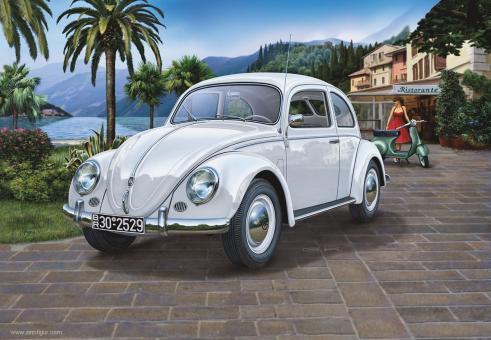 """VW Käfer 1951/1952 """"Technik"""""""