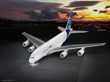 "Airbus A380-800 ""Technik"""