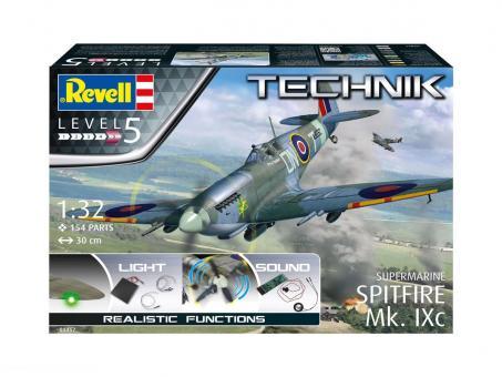 "Supermarine Spitfire Mk.IXc ""Technik"""