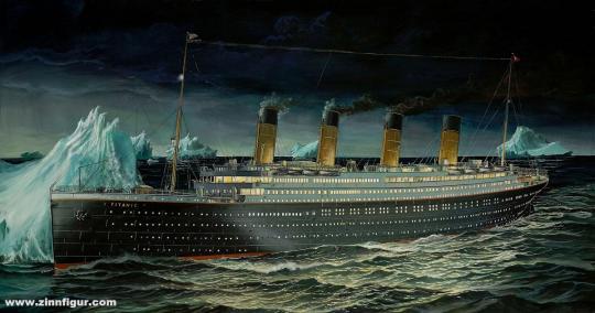 "RMS Titanic ""Technik"""