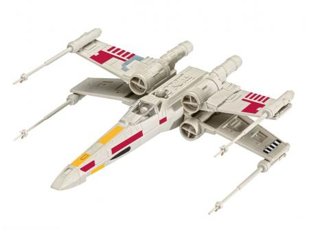 X-Wing Fighter - Star Wars - easy-click System