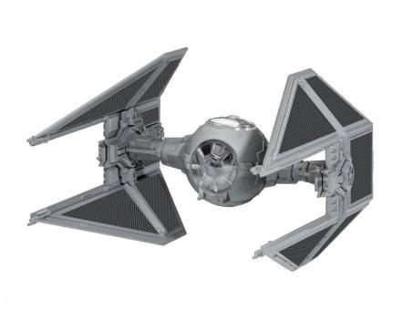 TIE Interceptor - Star Wars - easy-click System