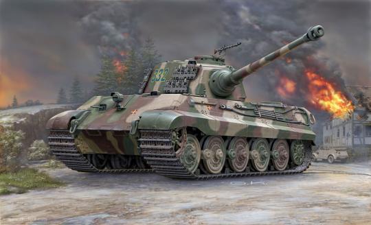 Tiger II Ausf.B (Henschel Turm)