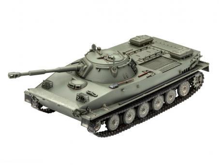 PT-76B Schwimmpanzer