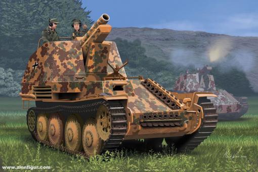 Sturmpanzer 38(t) Grille Ausf.M