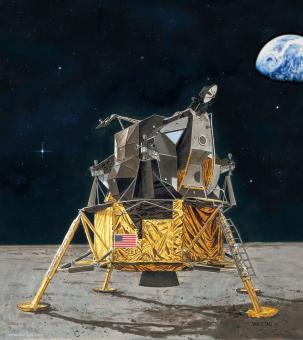 Lunar Module Eagle - Apollo 11