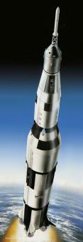 Saturn V Rakete - Apollo 11