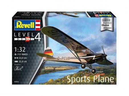 "Sports Plane ""Builder's Choice"""