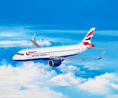 "Airbus A320 neo ""British Airways"""