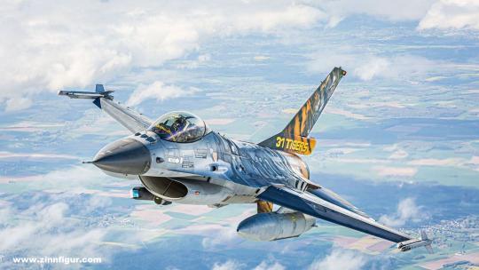 """F-16 MLU """"31 Sqn. Kleine Broge"""""""
