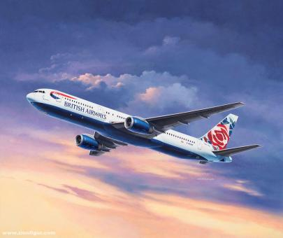 "Boeing 767-300ER ""British Airways - Chelsea Rose"""