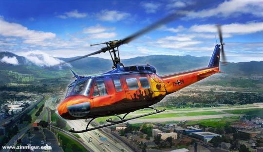 "Bell UH-1D ""Goodbye Huey"""