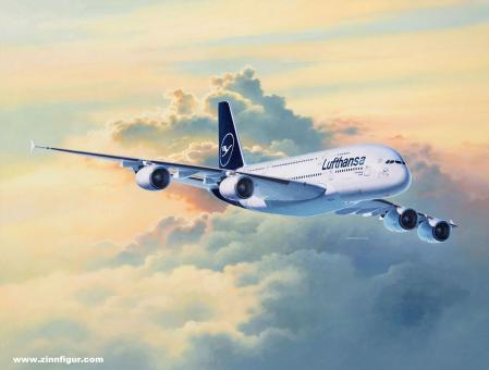 "Airbus A380-800 ""Lufthansa New Livery"""