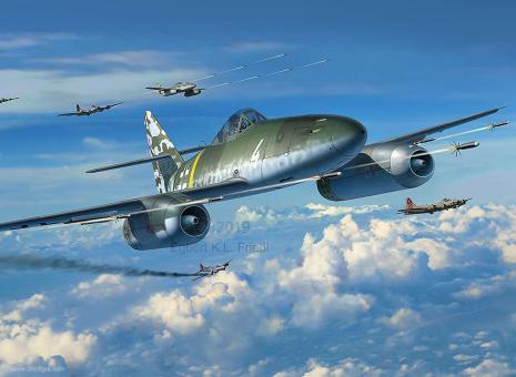 Me 262A-1 Jet Fighter