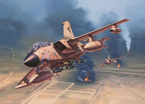 """Tornado GR.1 RAF """"Golfkrieg"""""""