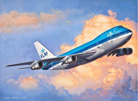 Boeing 747-100 Jumbo Jet KLM