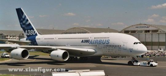 "Airbus A380 ""New Livery"""