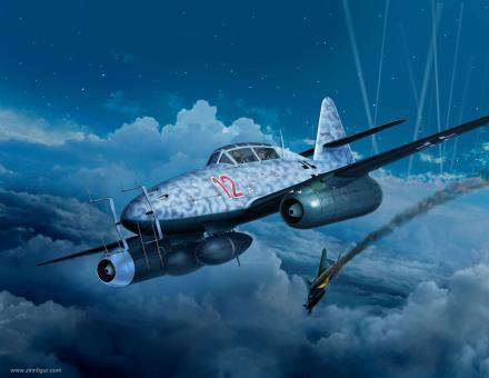 Me 262B-1 Nachtjäger