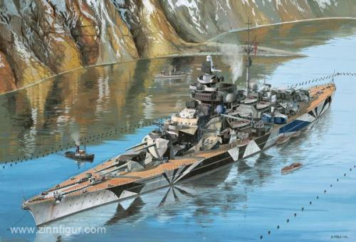 Tirpitz - Platinum Edition