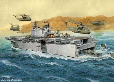 USS Tarawa LHA-1