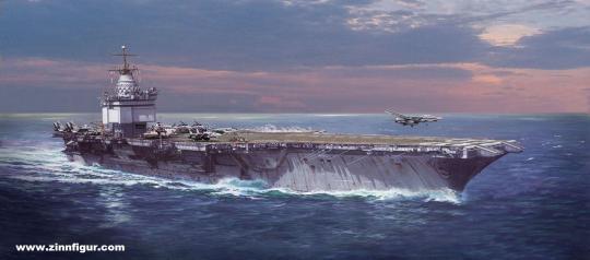 USS Enterprise CVN-65 - Limited Edition