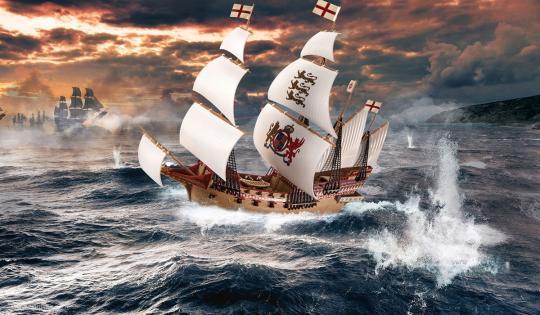 HMS Revenge - Easy-Click