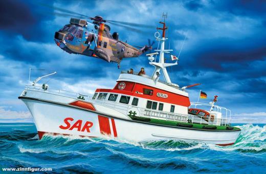 """DGzRS Berlin & Sea King """"Good Bye"""""""