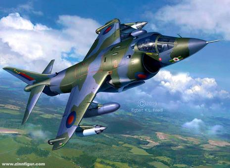 """Hawker Harrier GR.1 """"Geschenkset"""""""