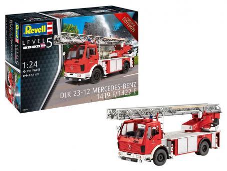 DLK 23-12 Mercedes-Benz 1419/1422 Feuerwehr