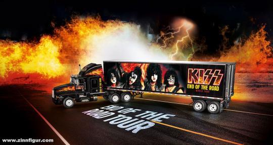"""""""KISS"""" Tour Truck - Geschenkset"""