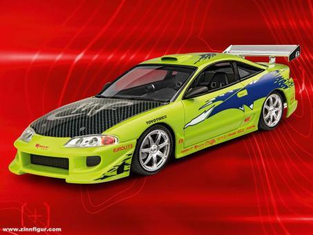 "Brian's 1995 Mitsubishi Eclipse - ""Fast & Furious"""