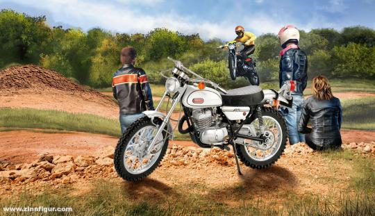 Yamaha 250 DT 1