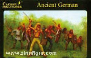 Germanische Krieger (H040)