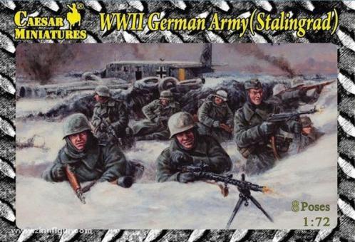 Deutsches Heer bei Stalingrad