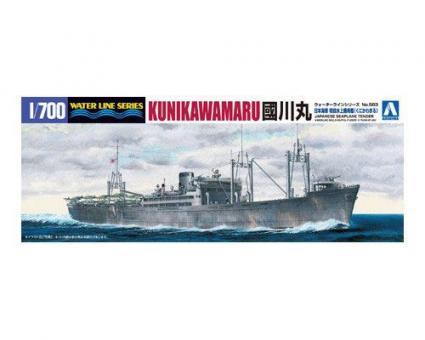 Seeflugzeugtender IJN Kunikawa Maru