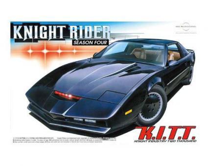 K.I.T.T. Knight Rider - Season IV