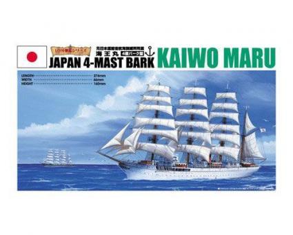 4-Mast-Bark Kaiwo Maru