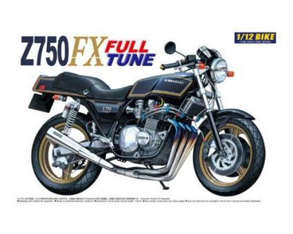Kawasaki Z750FX Full-Tune