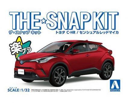 Toyota C-HR (Sensual Red Mica)