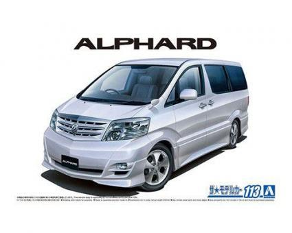 Toyota Alphard G/V MS/AS NH10W '05