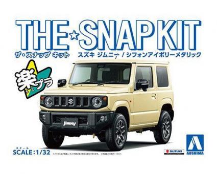 Suzuki Jimny (Chiffon Ivory Metallic)