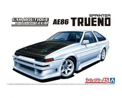 Toyota AE86 Trueno Sprinter Car Boutique Club '85
